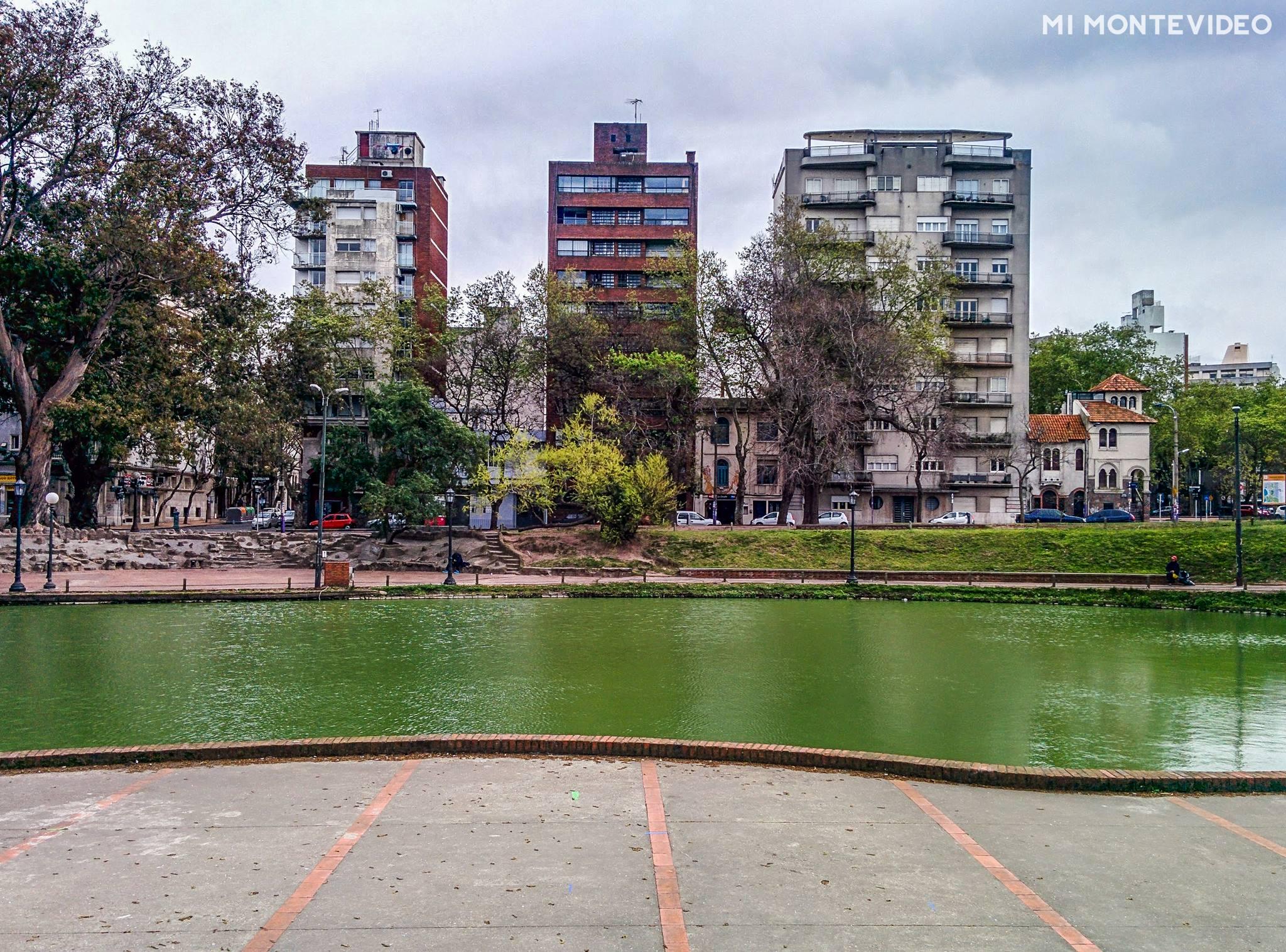 Parque Rodó Montevideo