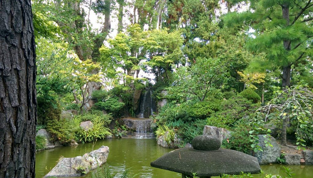 jardin japones pequeo photo taken at jardn japons by